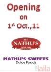 Photo of Nathu Sweets Okhla Industrial Area Phase-2 Delhi