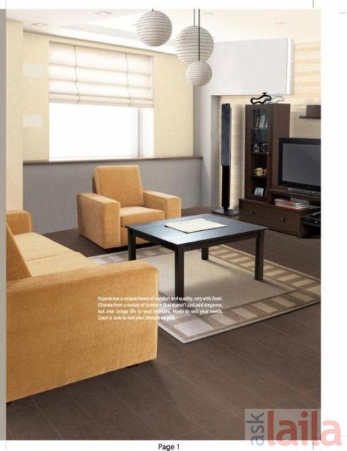 Zuari Furniture Ramakrishna Puram Road Secunderabad Zuari Furniture Furniture Shops In