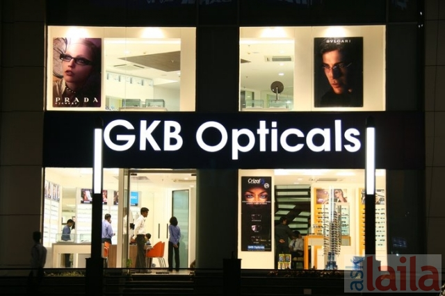 Progressive Near Me >> GKB Opticals in Mylapore, Chennai | 2 people Reviewed - AskLaila