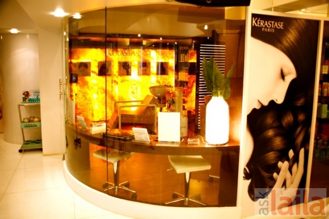Enrich salon in andheri west mumbai 2 people reviewed for Salons in mumbai