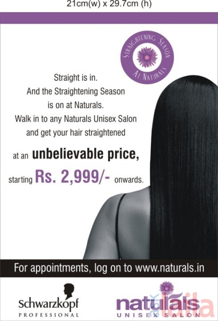 Naturals Beauty Parlour Hair Smoothening Price Up To 78 Off Free Shipping