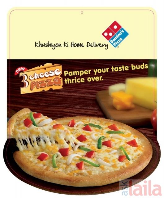 Ticket Restaurant Domino Pizza