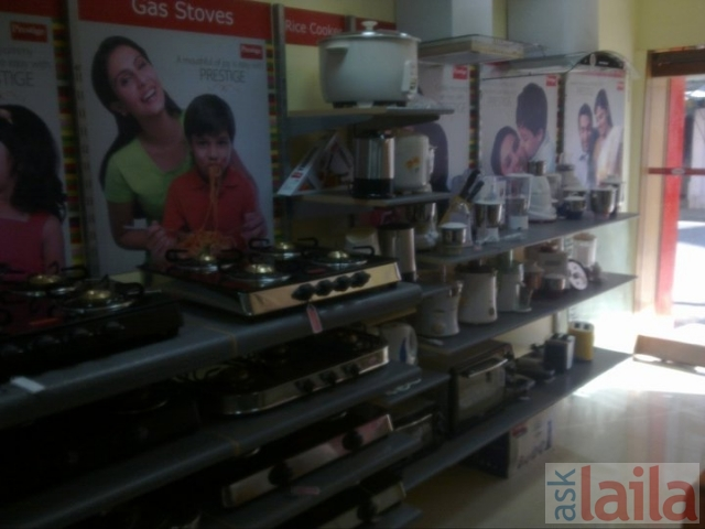 Prestige Smart Kitchen In Saligramam Chennai Asklaila