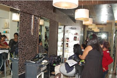 Radiance Spa And Salon Kandivali East