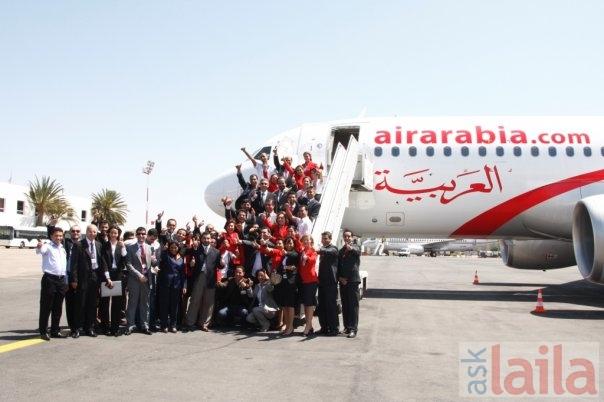 Air Arabia in Andheri East, Mumbai 24 people Reviewed