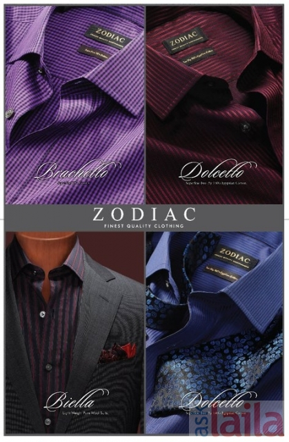 Zodiac Clothing In C G Road Ahmedabad 1 People Reviewed