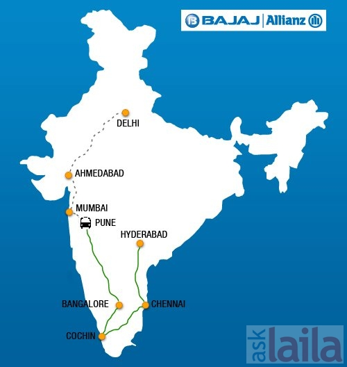 Bajaj Allianz General Insurance Sector 29 Noida Bajaj