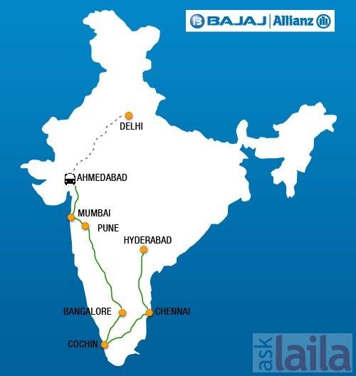 Bajaj Allianz Life Insurance Ghatkopar West Mumbai