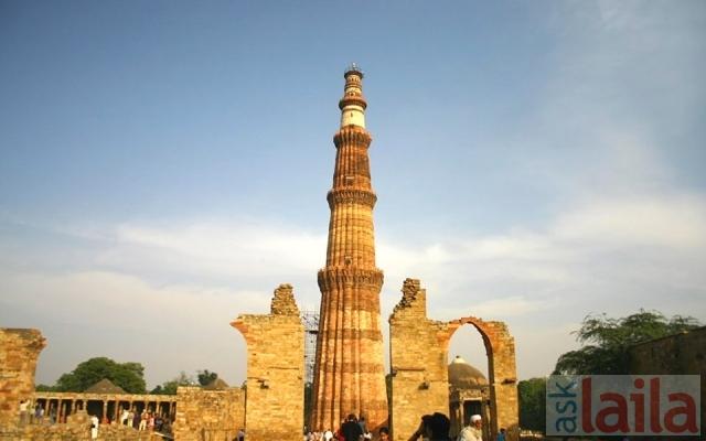 degradation of monument in delhi
