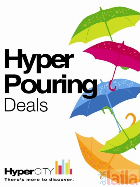 Hypercity Retail India Private Limited In Inorbit Mall