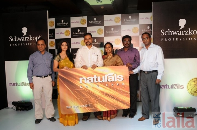 Naturals Beauty Parlour Hyderabad