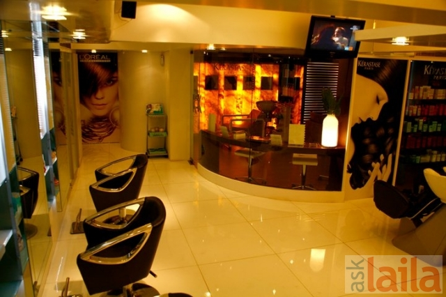 Enrich salon in thane west thane for Salons in mumbai