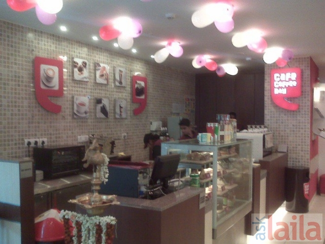 Cafe Coffee Day Cmh Road