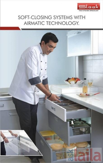 Sleek Kitchens, Link Square, Bandra West, Mumbai | Sleek Kitchens,Modular  Kitchen Dealers In Mumbai   Reviews   AskLaila