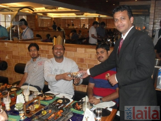 Barbeque nation discount coupons mumbai