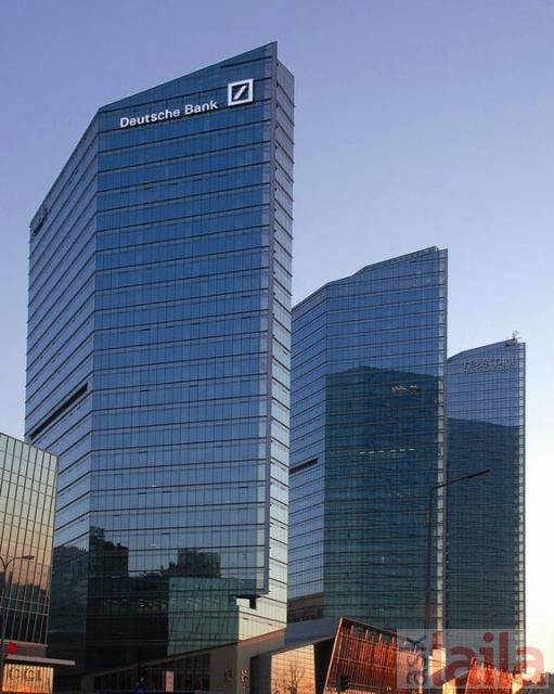 Deutsche Bank Bangalore Address