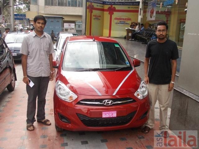 Hyundai Car Service Centre In Bangalore
