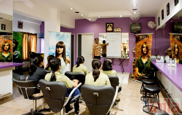 Image result for beauty parlour in india