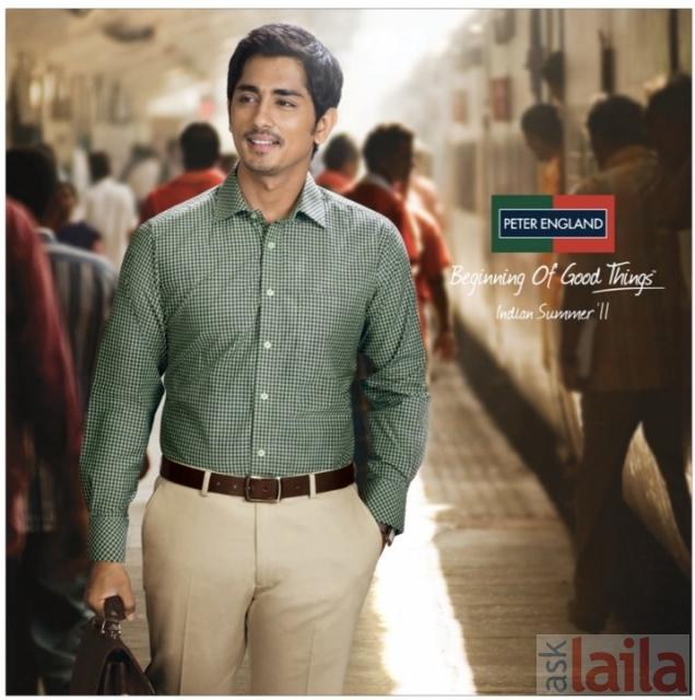 Peter england jaya nagar 4th block bangalore peter for Linen shirts for mens in chennai