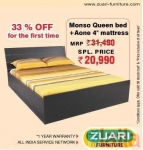 Photo of Zuari Furniture J.C Nagar Bangalore