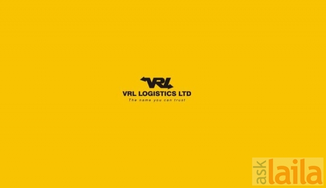 Vrl Logistics In Jaya Nagar 4th Block Bangalore 1