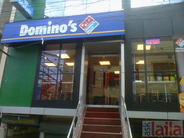 Domino S Pizza In Kailash Colony Delhi Asklaila
