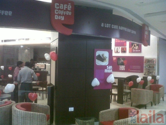 Cafe Coffee Day BTM 2nd Stage Bangalore More 24