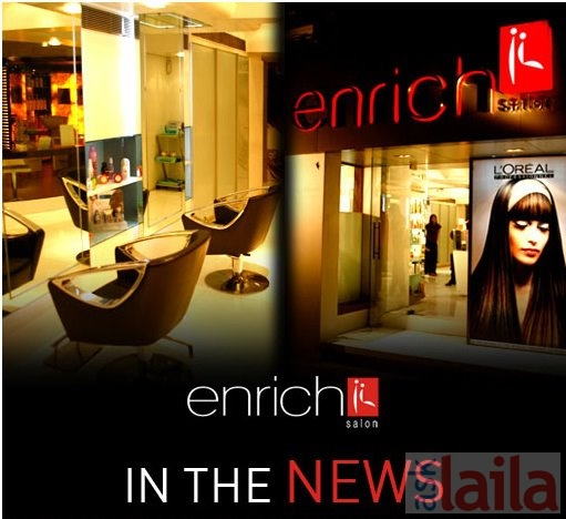 Enrich Salon,Beauty Parlour